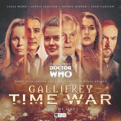 Gallifrey - Time War (CD-Audio)