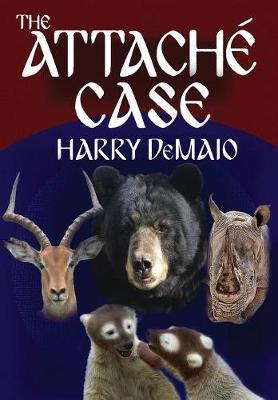 The Attache Case: Octavius Bear Book 6 - Octavius Bear 6 (Paperback)