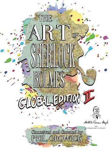The Art of Sherlock Holmes: Global 2 - Special Edition - Art of Sherlock Holmes 4 (Hardback)