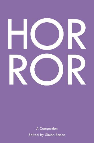 Image result for horror a companion