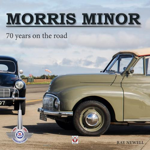 Morris Minor: 70 years on the road (Paperback)