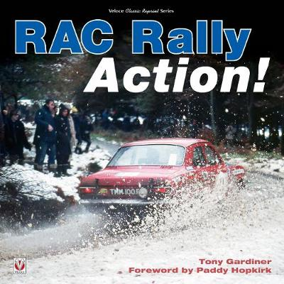 RAC Rally Action! (Paperback)