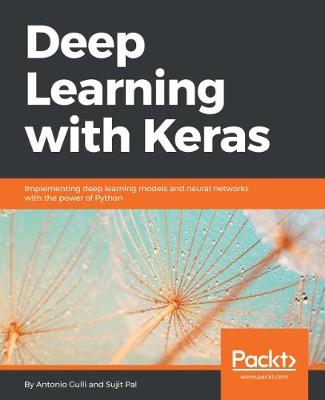 Deep Learning with Keras (Paperback)