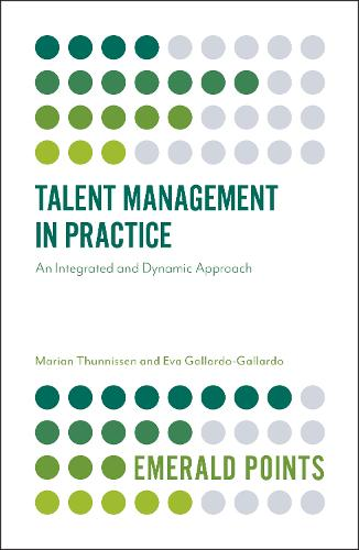 Talent Management in Practice: An Integrated and Dynamic Approach - Emerald Points (Paperback)