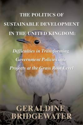 The Politics of Sustainable Development in the United Kingdom: Difficulties in Transforming Government Policies into Projects at the Grass Root Level (Paperback)