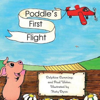 Poddle's First Flight (Paperback)