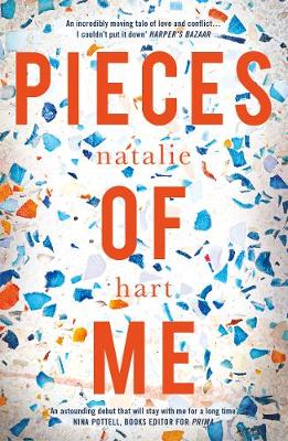 Cover of the book, Pieces of Me.