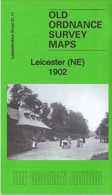 Leicester 1902: Leicestershire Sheet 31.11a - Old Ordnance Survey Maps of Leicestershire (Sheet map, folded)
