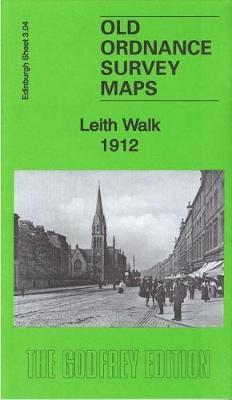 Leith Walk 1912: Edinburgh Sheet 3.04b - Old Ordnance Survey Maps of Edinburgh (Sheet map, folded)