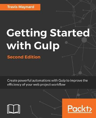 Getting Started with Gulp - (Paperback)
