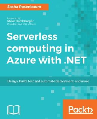 Cover Serverless computing in Azure with .NET