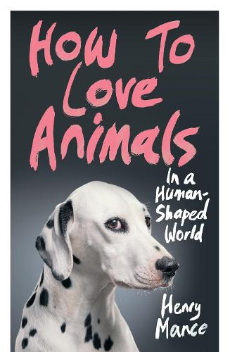 How to Love Animals: In a Human-Shaped World (Hardback)