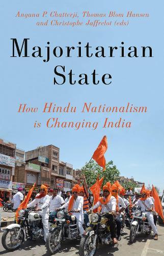 Majoritarian State: How Hindu Nationalism is Changing India (Hardback)
