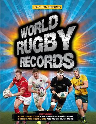 World Rugby Records (Hardback)