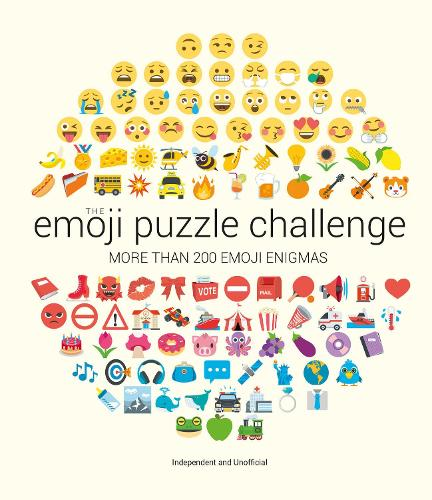 The Emoji Puzzle Challenge (Hardback)