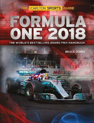 The Carlton Sports Guide Formula One 2018 (Paperback)