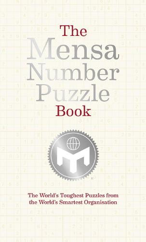 The Mensa Number Puzzle Book (Paperback)