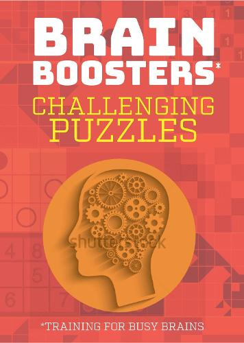 Brain Boosters: Challenging Puzzles (Paperback)