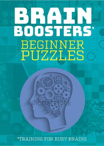 Brain Boosters: Beginner Puzzles (Paperback)