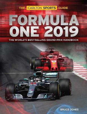 Formula One 2019: The Carlton Sports Guide (Paperback)