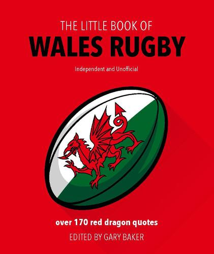 The Little Book of Wales Rugby (Hardback)