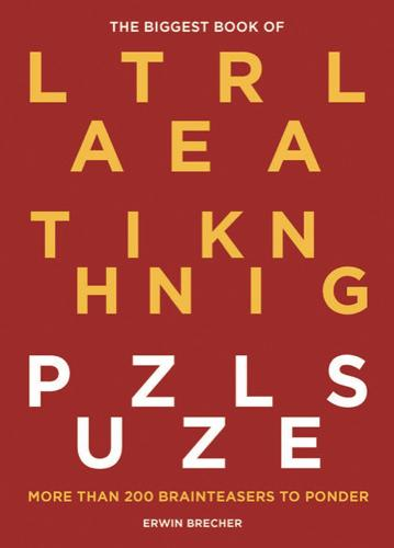 The Biggest Book of Lateral Thinking Puzzles (Hardback)