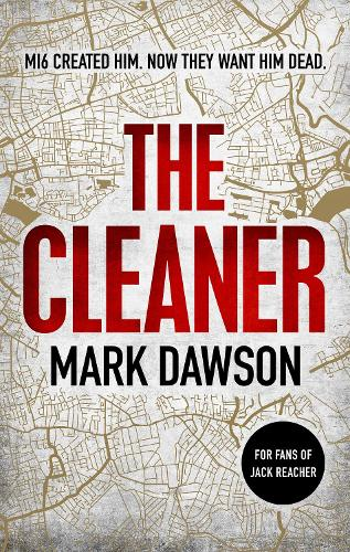The Cleaner - John Milton 1 (Hardback)