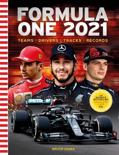 Formula One 2021: The World's Bestselling Grand Prix Handbook (Paperback)