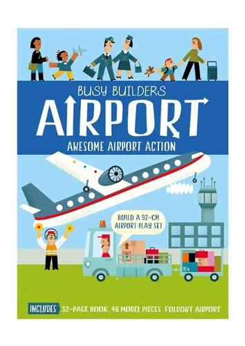Busy Builders Airport: Airports (Hardback)