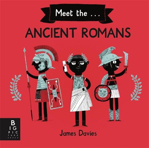 Meet the Ancient Romans (Hardback)