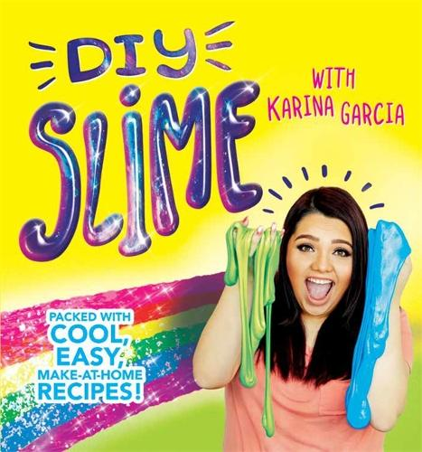 DIY Slime: Packed with cool, easy, make-at-home recipes! (Paperback)