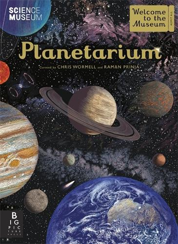 Planetarium - Welcome To The Museum (Hardback)