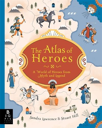 The Atlas of Heroes (Hardback)