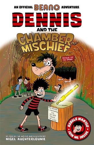 Dennis and the Chamber of Mischief - Beano (Paperback)