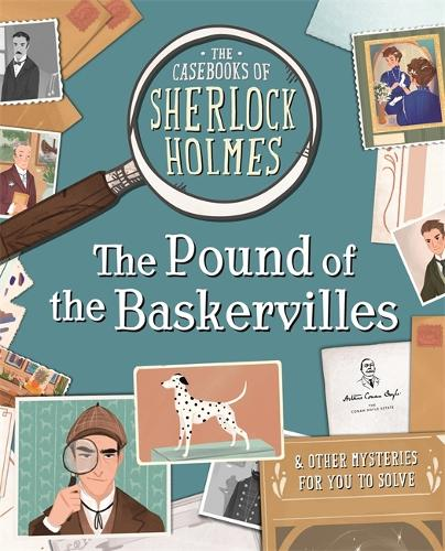 The Casebooks of Sherlock Holmes The Pound of the Baskervilles: And Other Mysteries (Paperback)