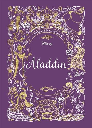 Aladdin (Disney Animated Classics) (Hardback)