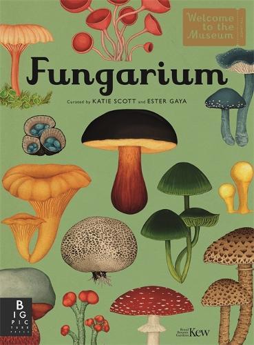 Fungarium - Welcome To The Museum (Hardback)