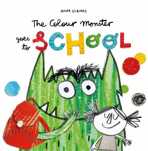 Image result for the colour monster goes to school templar