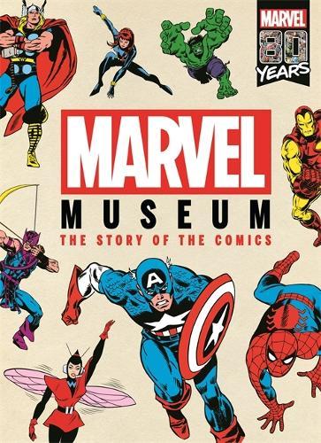 Marvel Museum (Hardback)