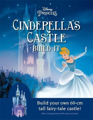 Cinderella's Castle: Build your own fairy tale castle!