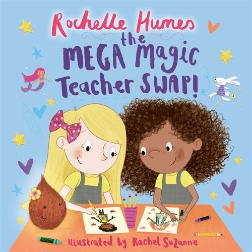 The Mega Magic Teacher Swap (Paperback)