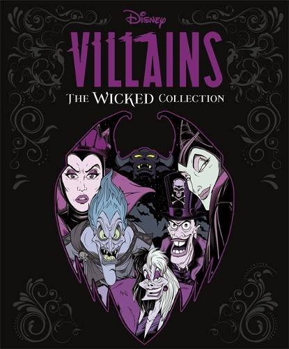 Disney Villains: The Wicked Collection (Hardback)