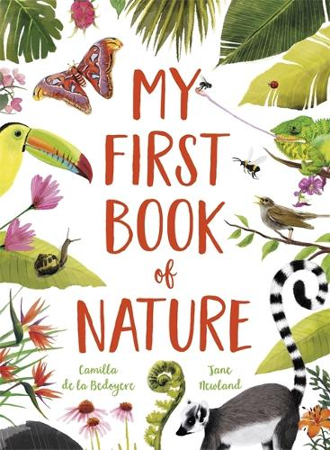 My First Book of Nature (Paperback)