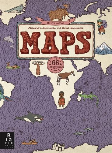 MAPS: Deluxe Edition - Maps (Hardback)