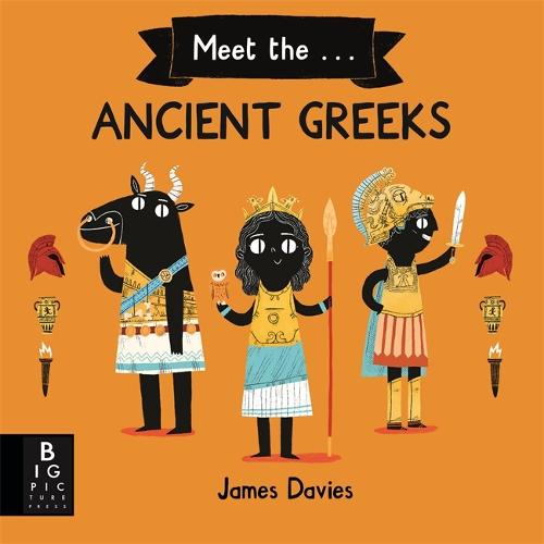 Meet the Ancient Greeks (Paperback)