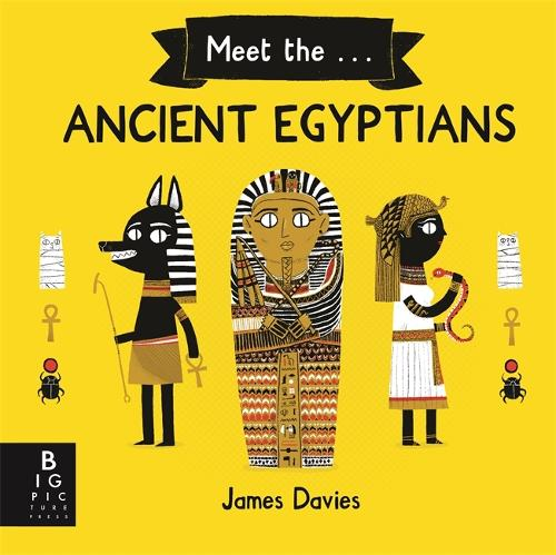 Meet the Ancient Egyptians (Paperback)