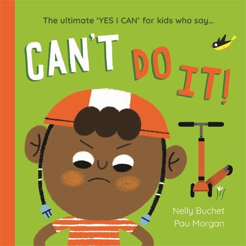 Can't Do It - Can't Do Series (Board book)