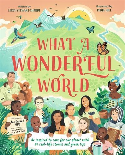 What a Wonderful World (Hardback)