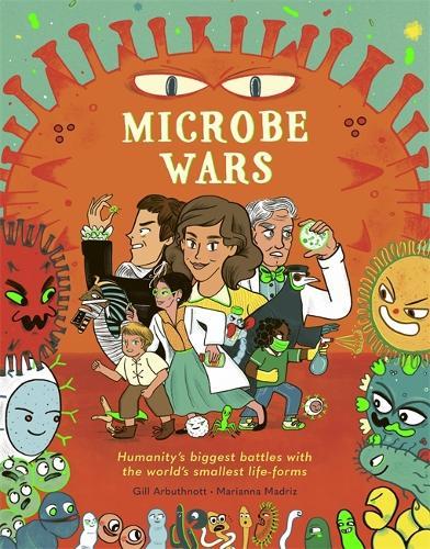 Microbe Wars (Hardback)