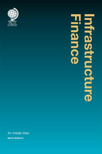 Cover Infrastructure Finance: An Inside View